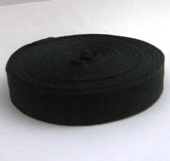 Лента  неэластичная из полиэфирного волокна (окантовочная)
